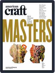 American Craft (Digital) Subscription October 1st, 2014 Issue