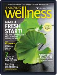 Amazing Wellness (Digital) Subscription January 1st, 2018 Issue