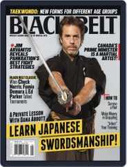 Black Belt (Digital) Subscription April 1st, 2018 Issue