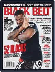 Black Belt (Digital) Subscription June 1st, 2019 Issue