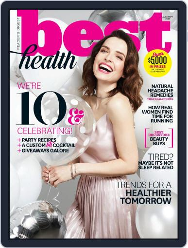 Best Health August 1st, 2017 Digital Back Issue Cover
