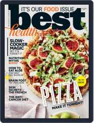 Best Health (Digital) Subscription October 1st, 2017 Issue