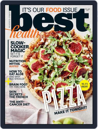 Best Health October 1st, 2017 Digital Back Issue Cover