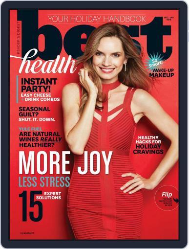Best Health December 1st, 2017 Digital Back Issue Cover