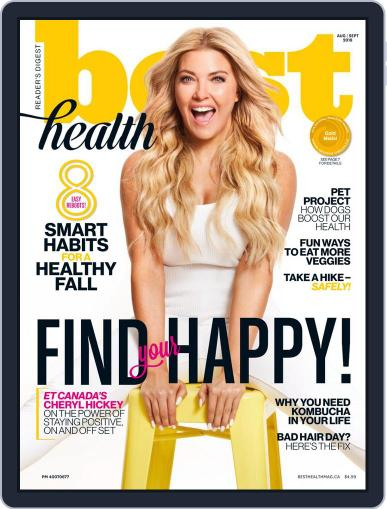 Best Health August 1st, 2018 Digital Back Issue Cover