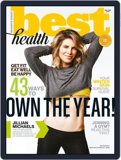 Best Health December 1st, 2018 Digital Back Issue Cover