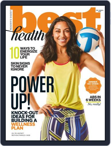 Best Health February 1st, 2019 Digital Back Issue Cover