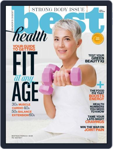 Best Health April 1st, 2019 Digital Back Issue Cover