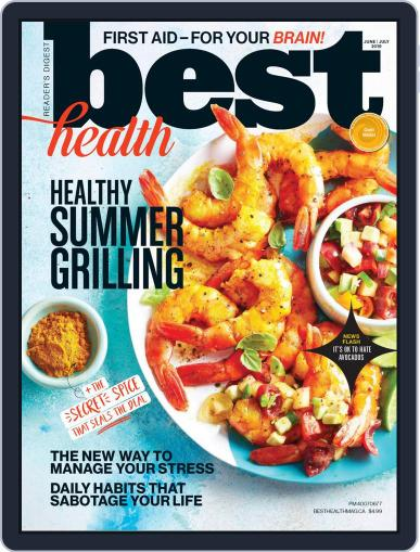 Best Health June 1st, 2019 Digital Back Issue Cover