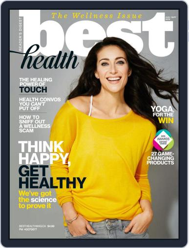 Best Health August 1st, 2019 Digital Back Issue Cover