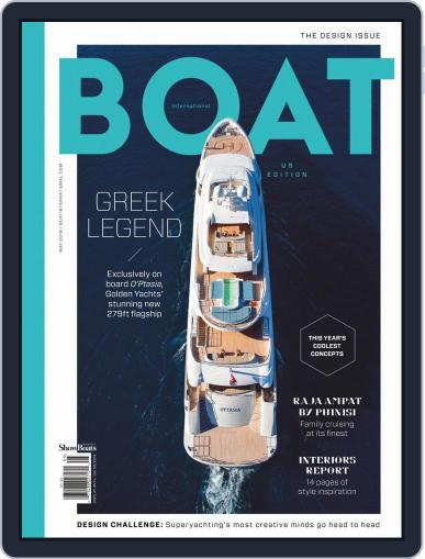 ShowBoats International May 1st, 2019 Digital Back Issue Cover
