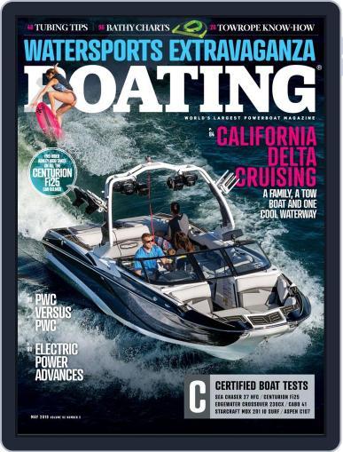 Boating June 1st, 2019 Digital Back Issue Cover