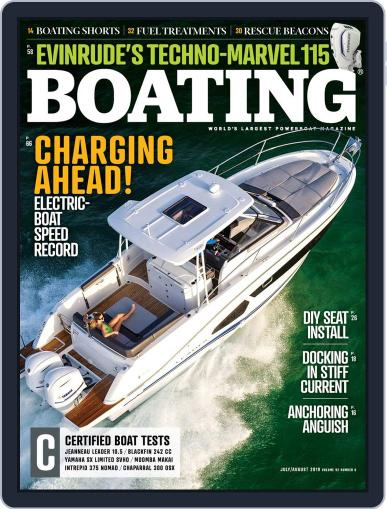 Boating July 1st, 2019 Digital Back Issue Cover