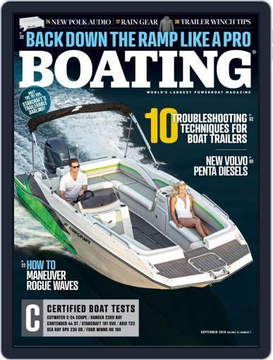 Boating September 1st, 2019 Digital Back Issue Cover
