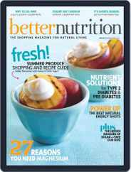 Better Nutrition (Digital) Subscription May 24th, 2012 Issue