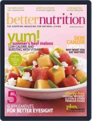 Better Nutrition (Digital) Subscription June 24th, 2012 Issue