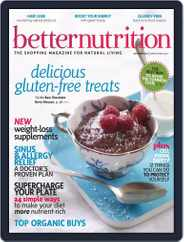 Better Nutrition (Digital) Subscription August 24th, 2012 Issue
