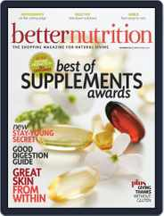 Better Nutrition (Digital) Subscription October 24th, 2012 Issue