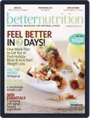 Better Nutrition (Digital) Subscription December 23rd, 2012 Issue
