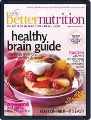 Better Nutrition (Digital) Subscription February 28th, 2013 Issue