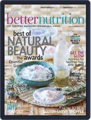 Better Nutrition (Digital) Subscription March 26th, 2013 Issue