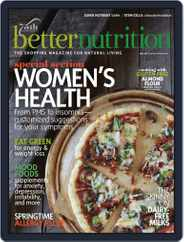 Better Nutrition (Digital) Subscription April 30th, 2013 Issue
