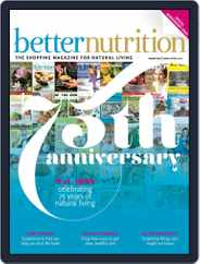 Better Nutrition (Digital) Subscription July 30th, 2013 Issue