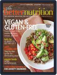 Better Nutrition (Digital) Subscription August 31st, 2013 Issue