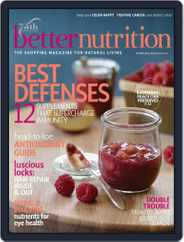 Better Nutrition (Digital) Subscription October 1st, 2013 Issue