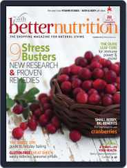 Better Nutrition (Digital) Subscription November 26th, 2013 Issue