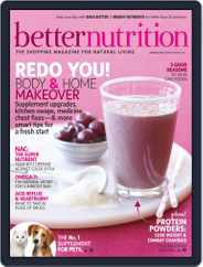 Better Nutrition (Digital) Subscription December 30th, 2013 Issue