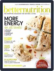 Better Nutrition (Digital) Subscription February 28th, 2014 Issue