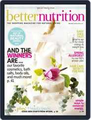 Better Nutrition (Digital) Subscription March 28th, 2014 Issue