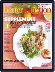 Better Nutrition (Digital) Subscription July 31st, 2014 Issue