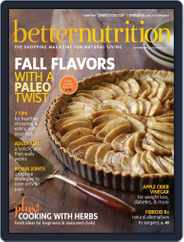 Better Nutrition (Digital) Subscription August 30th, 2014 Issue