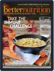 Better Nutrition (Digital) Subscription September 30th, 2014 Issue