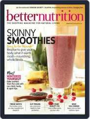 Better Nutrition (Digital) Subscription December 30th, 2014 Issue