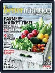 Better Nutrition (Digital) Subscription June 1st, 2015 Issue