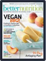 Better Nutrition (Digital) Subscription July 1st, 2015 Issue