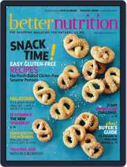 Better Nutrition (Digital) Subscription August 1st, 2015 Issue