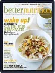 Better Nutrition (Digital) Subscription September 1st, 2015 Issue