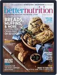 Better Nutrition (Digital) Subscription October 1st, 2015 Issue
