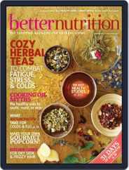 Better Nutrition (Digital) Subscription December 1st, 2015 Issue
