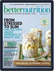 Better Nutrition (Digital) Subscription January 1st, 2016 Issue