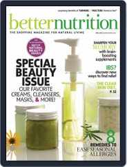 Better Nutrition (Digital) Subscription March 26th, 2016 Issue