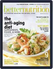 Better Nutrition (Digital) Subscription April 27th, 2016 Issue