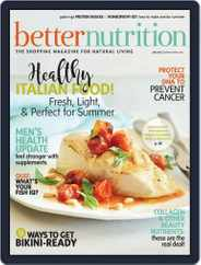 Better Nutrition (Digital) Subscription May 28th, 2016 Issue