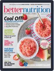 Better Nutrition (Digital) Subscription June 25th, 2016 Issue