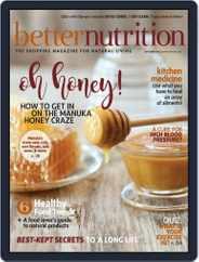Better Nutrition (Digital) Subscription September 1st, 2016 Issue