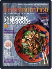 Better Nutrition (Digital) Subscription October 1st, 2016 Issue